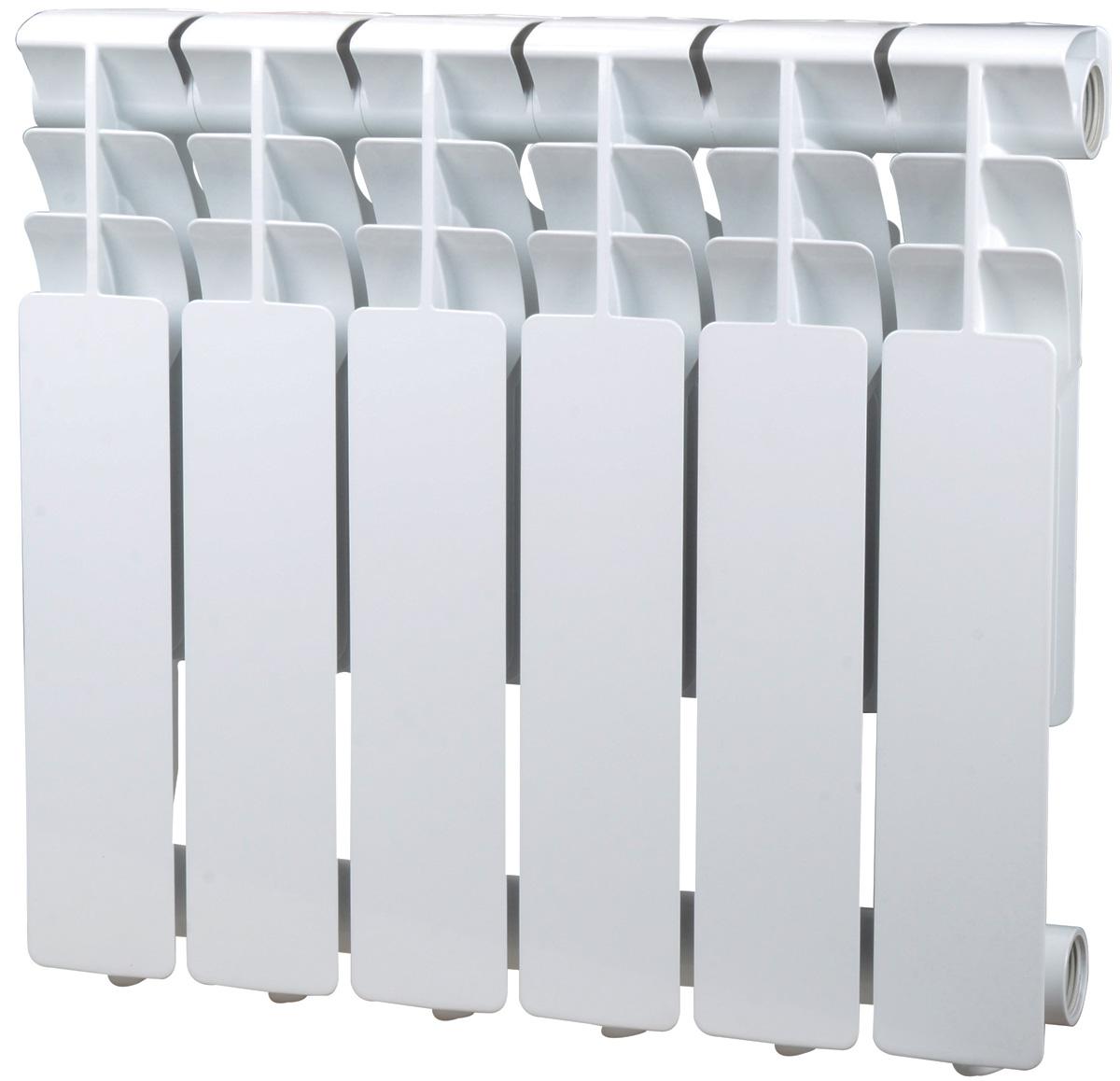 Радиатор Sira Omega A 350 - 6 секций алюминиевый (CFOM03500680)