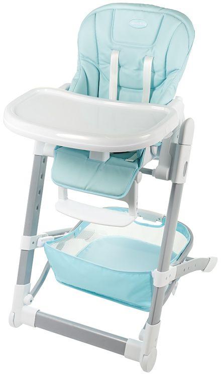 Sweet Baby Стульчик для кормления Triumph Menta339055Характеристики стульчика для кормления Sweet Baby Triumph Menta: - Компактное сложение стула; 2 колеса; - Стул стоит без опоры; - Чехол из экокожи; - Пятиточечные ремни безопасности; - Анатомический разделитель ножек; - 5 уровней высоты сидения стула; - Спинка: 4 уровня наклона, горизонтальное положение; - Подножка: 3 уровня наклона, горизонтальное положение, 3 позиции длины; - Съемный поднос комплектуется защитной накладкой, устанавливается в 3 положениях; - Корзина для игрушек; - Вес стульчика: 12 кг; - Размер стульчика: 76 см x 55 см x 108 см.