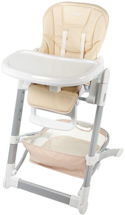 Sweet Baby Стульчик для кормления Triumph Pelle339057Характеристики стульчика для кормления Sweet Baby Triumph Pelle: - Компактное сложение стула; 2 колеса; - Стул стоит без опоры; - Чехол из экокожи; - Пятиточечные ремни безопасности; - Анатомический разделитель ножек; - 5 уровней высоты сидения стула; - Спинка: 4 уровня наклона, горизонтальное положение; - Подножка: 3 уровня наклона, горизонтальное положение, 3 позиции длины; - Съемный поднос комплектуется защитной накладкой, устанавливается в 3 положениях; - Корзина для игрушек; - Вес стульчика: 12 кг; - Размер стульчика: 76 см x 55 см x 108 см.