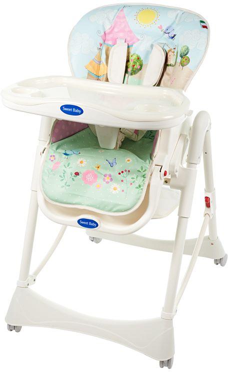Sweet Baby Стульчик для кормления Happy Land 353637