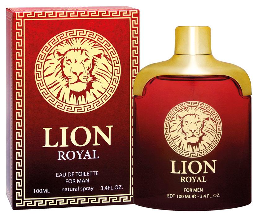 X-Bond Parfums Туалетная вода Lion Royal мужская 100мл41021Направление аромата: древесный Начальные ноты: бергамот, цитрусы Ноты «сердца»: жимолость, кедр, боярышник Базовые ноты: сантал, ваниль
