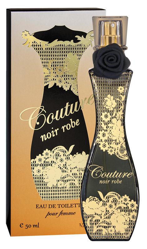Apple Parfums Туалетная вода Сouture Noir robe женкая 50мл41931Обворожительный, изысканный и нежный аромат Couture создан для стильных, утонченных, творческих натур, которым как воздух необходима внутренняя гармония и вдохновение для успешной реализации свежих идей. Направление аромата: ориентальный Начальные ноты: бергамот, миндаль, вишня, красные ягоды Ноты «сердца»: роза, чай Базовые ноты: анис, бобы тонка, ваниль, пачули, ирис