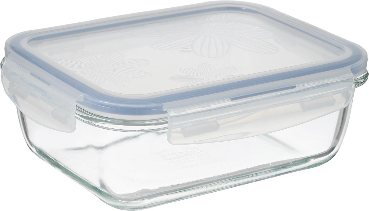 Контейнер пищевой Lock&Lock Glass, 730 млLLG430Контейнер Lock&Lock Glass выполнен из боросиликатного стекла, которое выдерживает сильное нагревание (до +400°С) и резкое охлаждение. Усиленная ударопрочность (при механических повреждениях стекло не разлетается на множество осколков и не имеет острых краев), стойкость к деформации и окраске. Герметичная пластиковая крышка снабжена уплотнительной силиконовой прокладкой и надежно закрывается с помощью четырех защелок. Подходит для мытья в посудомоечной машине, хранения в холодильных и морозильных камерах, использования в микроволновых печах.