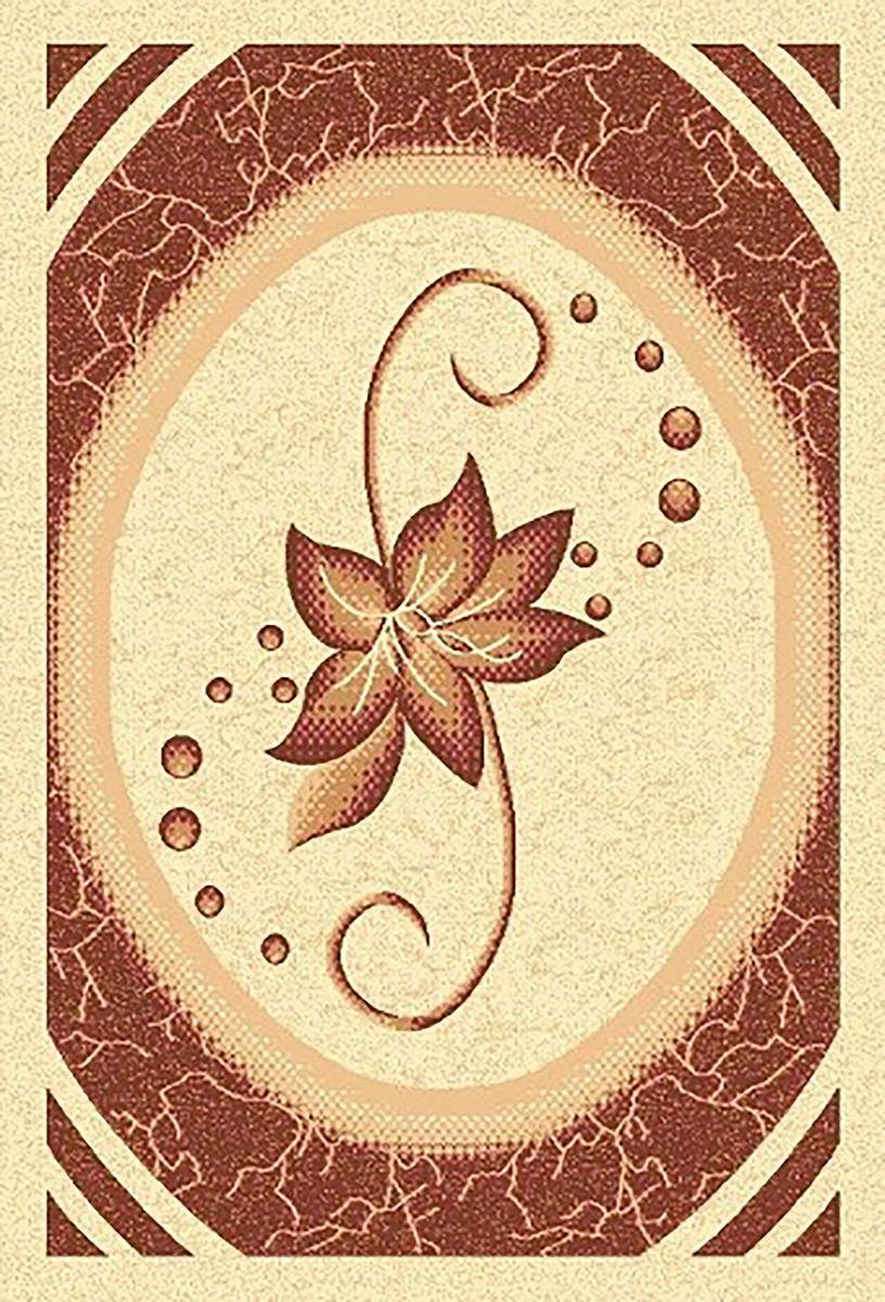 Ковер Mutas Carpet Карвинг, цвет: коричневый, 80 х 150 см. 1827BR201110311457021827BR20111031145702Ворс: 100% полипропилен хит-сет, ручная выстрижка ворса