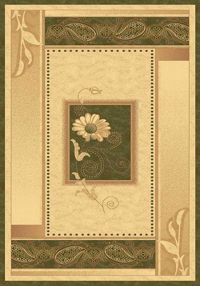 Ковер Emirhan Карвинг Империал, цвет: светло-бежевый, 60 х 110 см. 203420130212176467203420130212176467Ворс: 100% полипропилен хит-сет, ручная выстрижка ворса