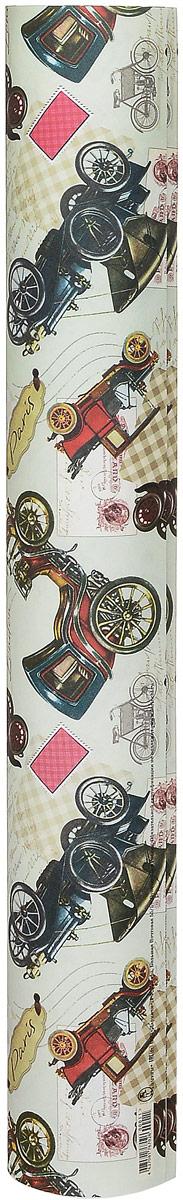 Бумага упаковочная Даринчи № 11, 2 листа, 48 х 59 смБумага11Упаковочная бумага Даринчи № 11 оформлена полноцветным декоративным рисунком. Подарок, преподнесенный в оригинальной упаковке, всегда будет самым эффектным и запоминающимся. Окружите близких людей вниманием и заботой, вручив презент в нарядном, праздничном оформлении. Размер листа: 48 х 59 см.