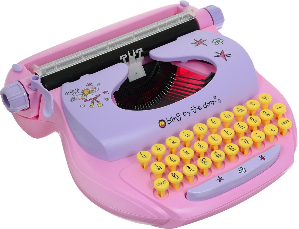 Mehano Детская механическая печатная машинка цвет розовый сиреневыйС195-2Детская механическая печатная машинка Mehano содержит полный набор знаков, включающий заглавную и строчную русские буквы, числа и знаки препинания. Восемьдесят знаков для отличной печати. Ваш ребенок научится быстро печатать на настоящей печатной машинке! Технические характеристики: 27 клавиш, клавиша пропуска, клавиша переключения регистра; интервал между знаками 2,54 мм (или 10 знаков в дюйме); заменяемая кассета с красящей лентой; максимальное количество знаков в строке - 67; максимальная ширина бумаги - 215 мм. Такую игрушку можно рекомендовать для активного развития мелкой моторики (для получения отпечатка нужно приложить вполне ощутимое усилие), для развития навыков аккуратности (ошибки при печати возможно исправить только про помощи корректирующей жидкости). Великолепная печатная машинка, с помощью которой ребенок сможет научиться не только основам машинописи, но и печатать десятипальцевым методом, выполнять работу с рукописного и печатного текстов, правильно...