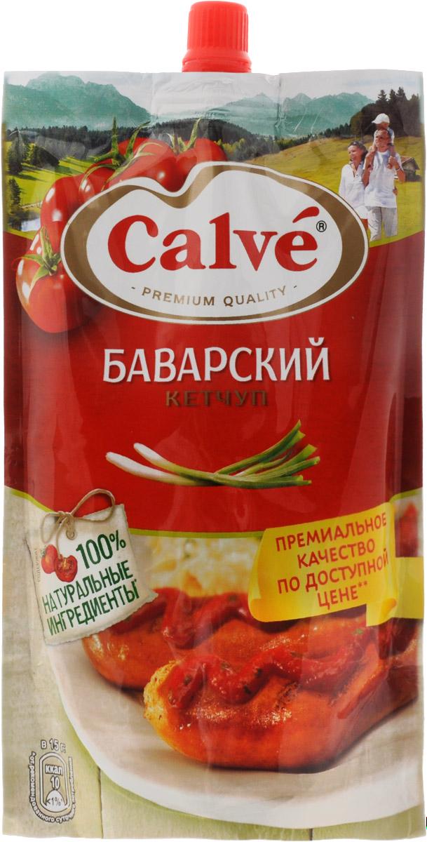 Calve Кетчуп Баварский, 350 г