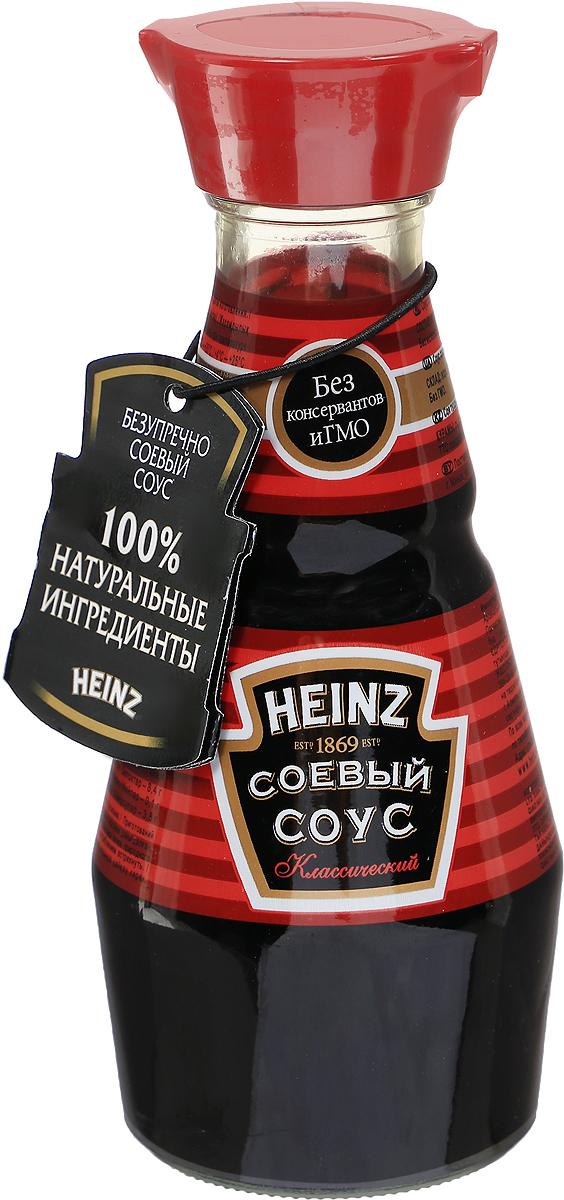 Heinz cоус соевый Классический, 150 мл 79000086