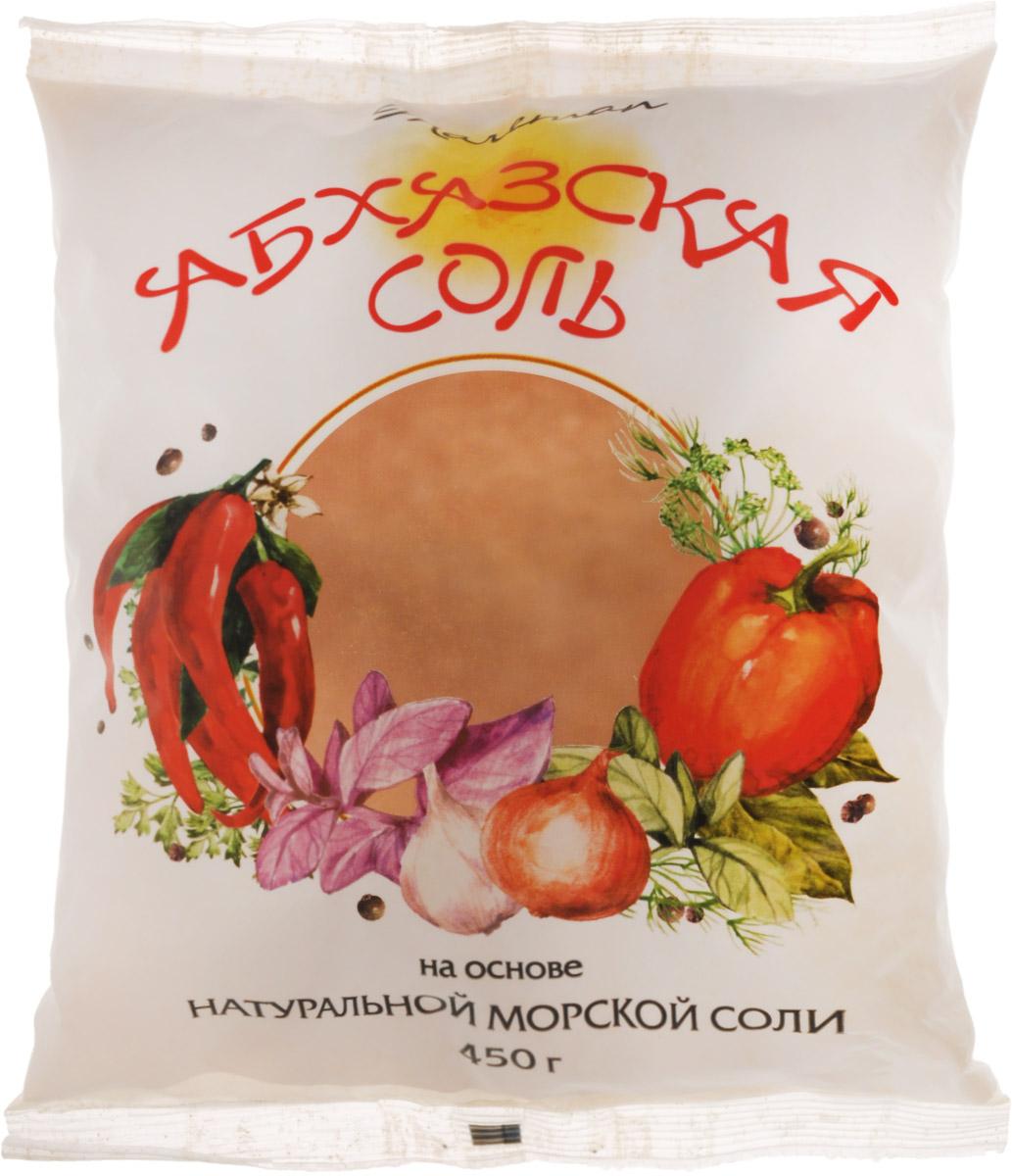 Mareman соль Абхазская, 450 г 4607012294265