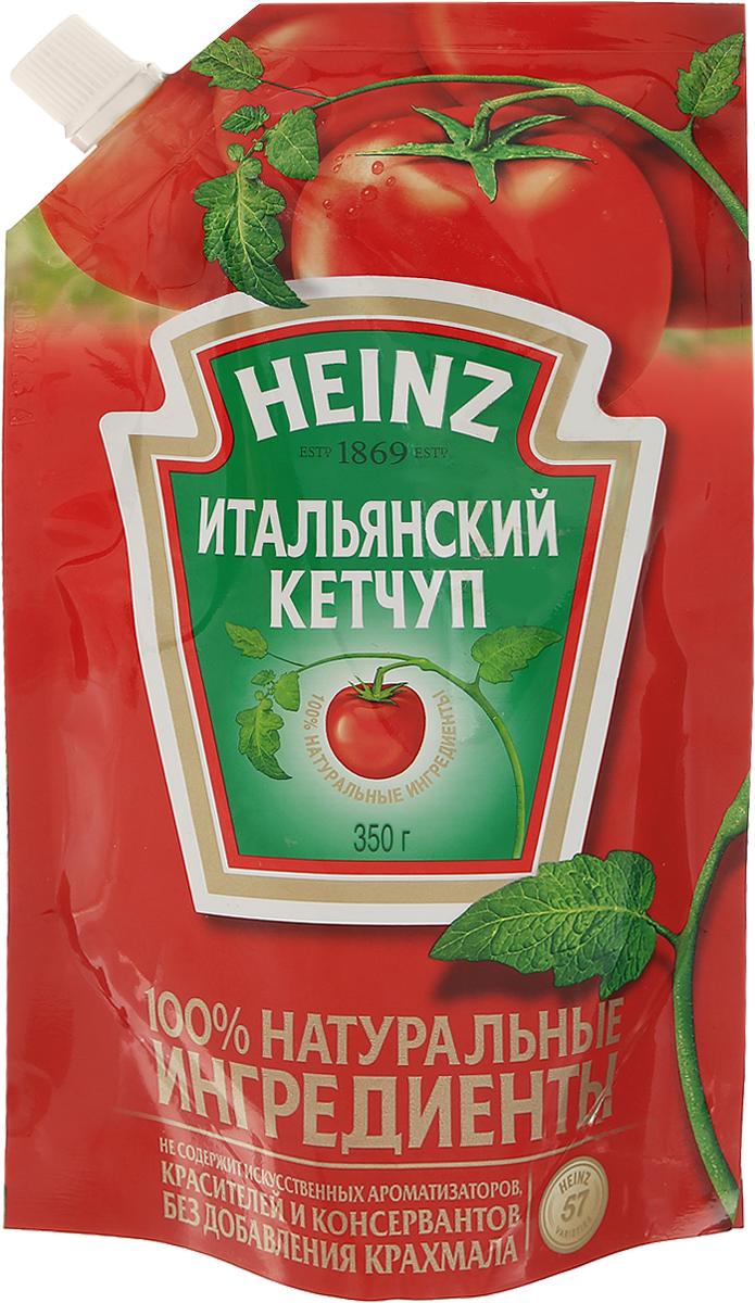 Heinz кетчуп Итальянский, 350 г