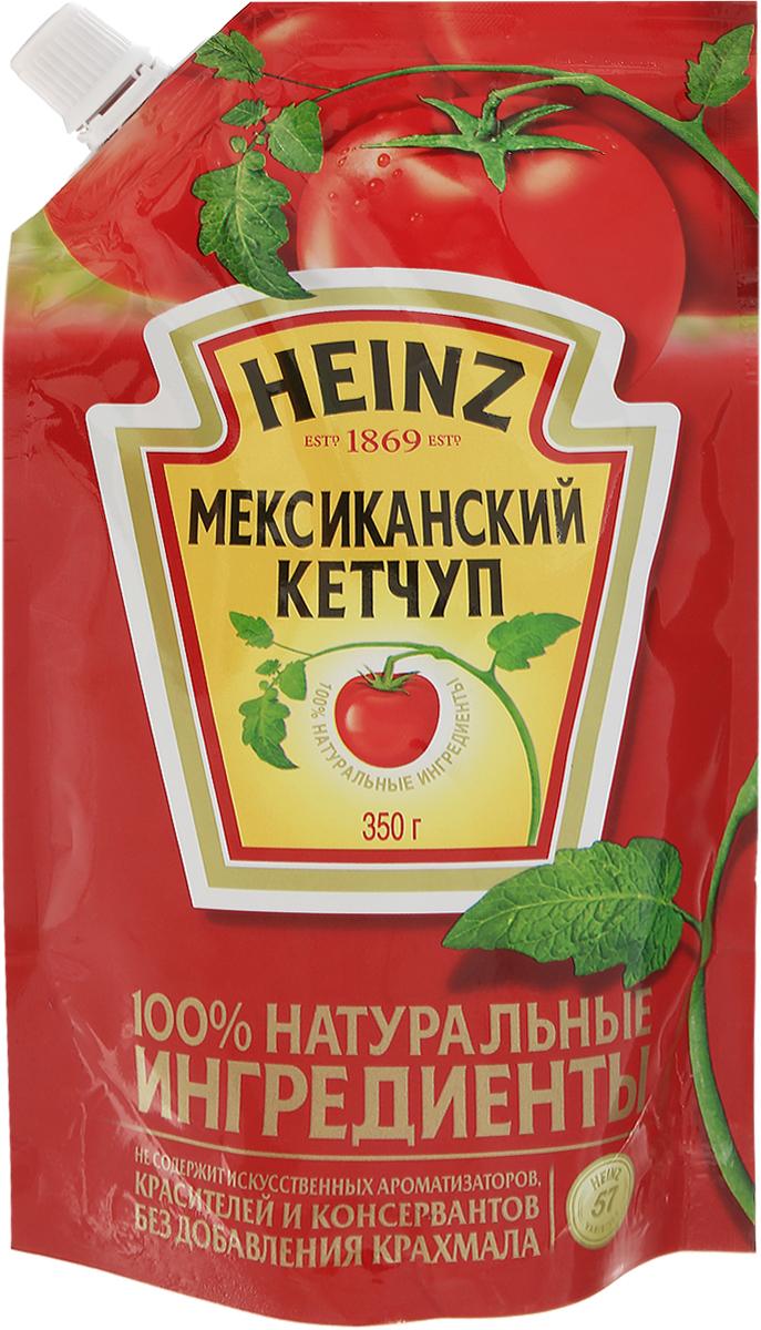 Heinz кетчуп Мексиканский, 350 г