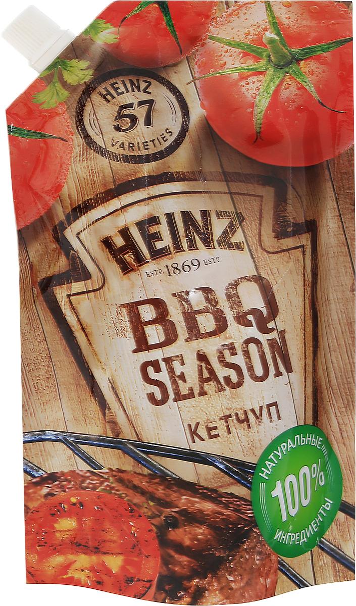Heinz кетчуп Барбекю, 350 г
