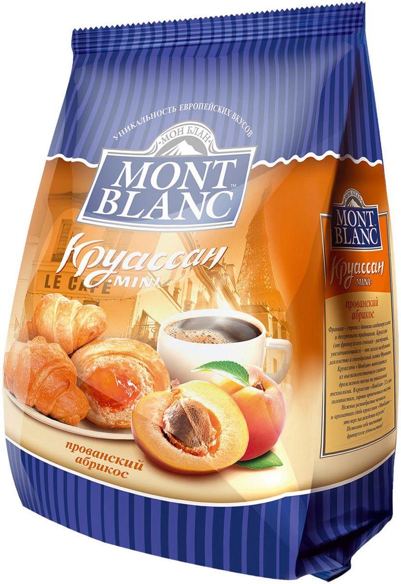 Mont Blanc круассаны мини Прованский абрикос, 200 г