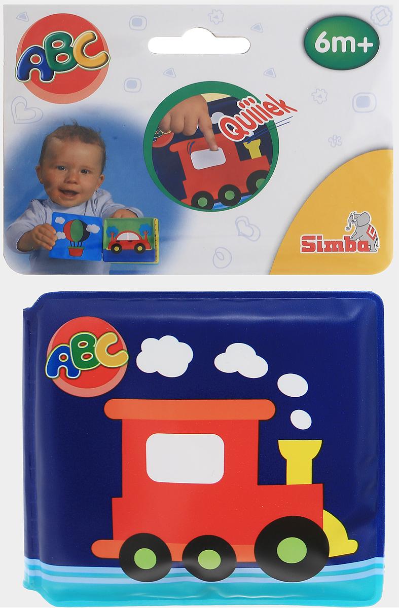 Simba Игрушка для ванной Книжечка4011641Игрушка для ванной Simba Книжечка с пищалкой поможет вам превратить обычное купание в увлекательную забаву для малыша. Всё очень просто: 8 страниц с красочными иллюстрациями совершенно разных видов транспорта: от батискафов и автомобилей, до космических ракет и воздушных шаров. Теперь вам не нужно специально выделять время на книжку - она станет приятным сопровождением ежедневных забот о малыше: с ней можно купаться, есть и засыпать! Разработанные с участием компетентных педагогов и детских психологов, такие книжки-игрушки станут незаменимыми помощниками в развитии малыша. Яркие картинки, веселые тексты, приятные на ощупь материалы принесут радость и удовольствие, а также будут развивать мышление, внимание, мелкую моторику и речевые навыки.