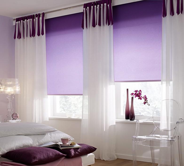 Штора рулонная Эскар Миниролло, цвет: фиолетовый, ширина 48 см, высота 170 см31007048170Рулонная штора Эскар Миниролло выполнена из высокопрочной ткани, которая сохраняет свой размер даже при намокании. Ткань не выцветает и обладает отличной цветоустойчивостью. Миниролло - это подвид рулонных штор, который закрывает не весь оконный проем, а непосредственно само стекло. Такие шторы крепятся на раму без сверления при помощи зажимов или клейкой двухсторонней ленты (в комплекте). Окно остается на гарантии, благодаря монтажу без сверления. Такая штора станет прекрасным элементом декора окна и гармонично впишется в интерьер любого помещения.