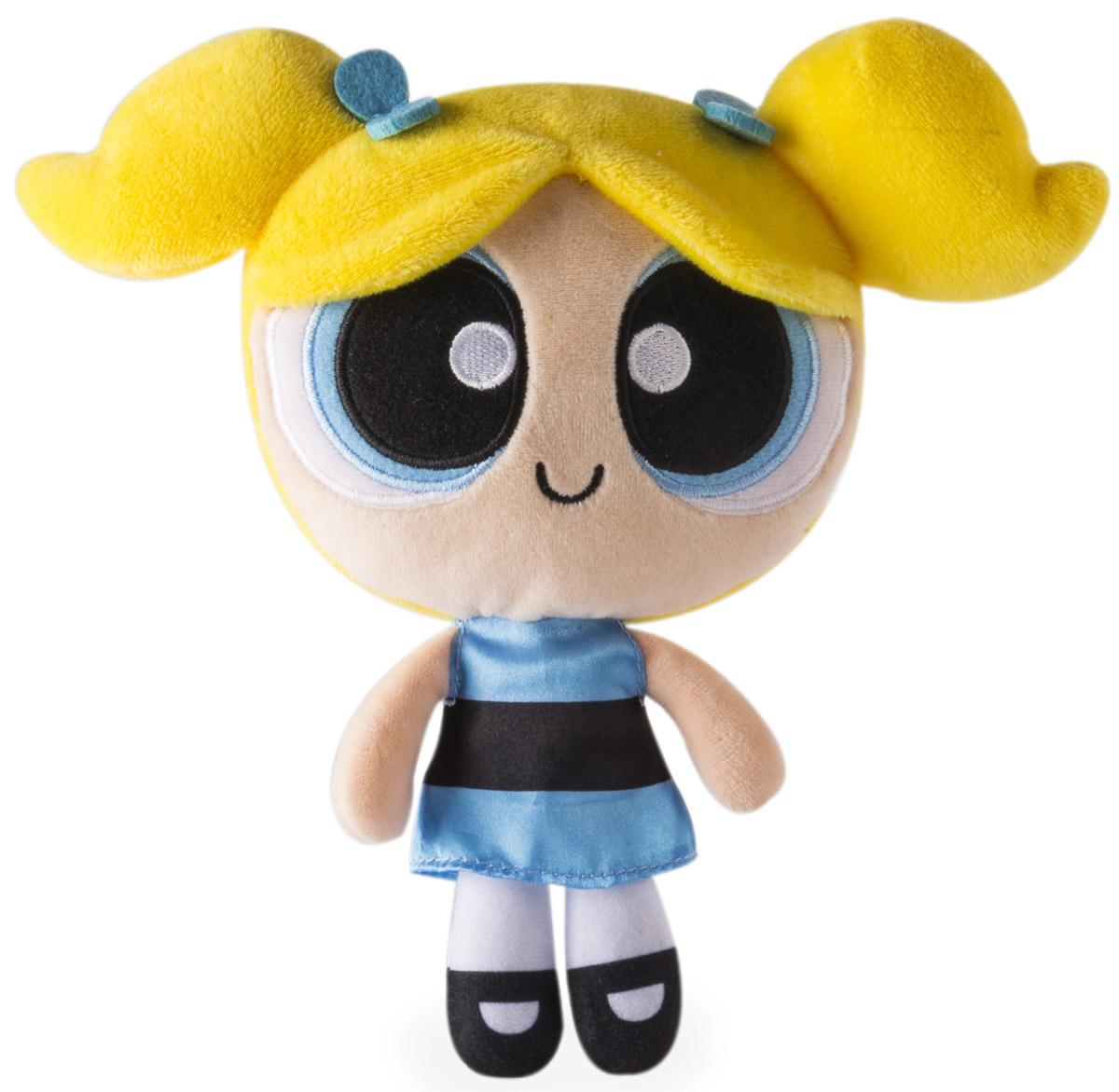 Powerpuff Girls Мягкая кукла Пузырек22306_ПузырекМягкие куклы Powerpuff Girls - это любимые героини мультфильма Суперкрошки. В основе сюжета этого анимационного мультфильма - приключения крутых девчонок, ставших результатом неудачного опыта профессора Утония, мечтавшего создать идеальную девочку. В процессе смешивания различных ингредиентов в смесь попало неизвестное химическое вещество - в итоге на свет появились необычные девочки, обладающие сверхспособностями, которых назвали Суперкрошками. С тех пор невероятные способности помогают девочкам бороться с силами зла, защищая свой город Таунсвилль. Добрая и жизнерадостная, белокурая девочка по имени Пузырек знает много языков, а ее основная суперспособность - это умение разговаривать с животными. Главный враг суперкрошек - обезьяна-мутант с большим мозгом Моджо Джоджо, мечтающий захватить мир. Помешайте этому злодею вместе с крошками из Таунсвилля! Специальные гранулы, используемые при набивке мягкой куклы, способствуют развитию мелкой моторики рук малыша.