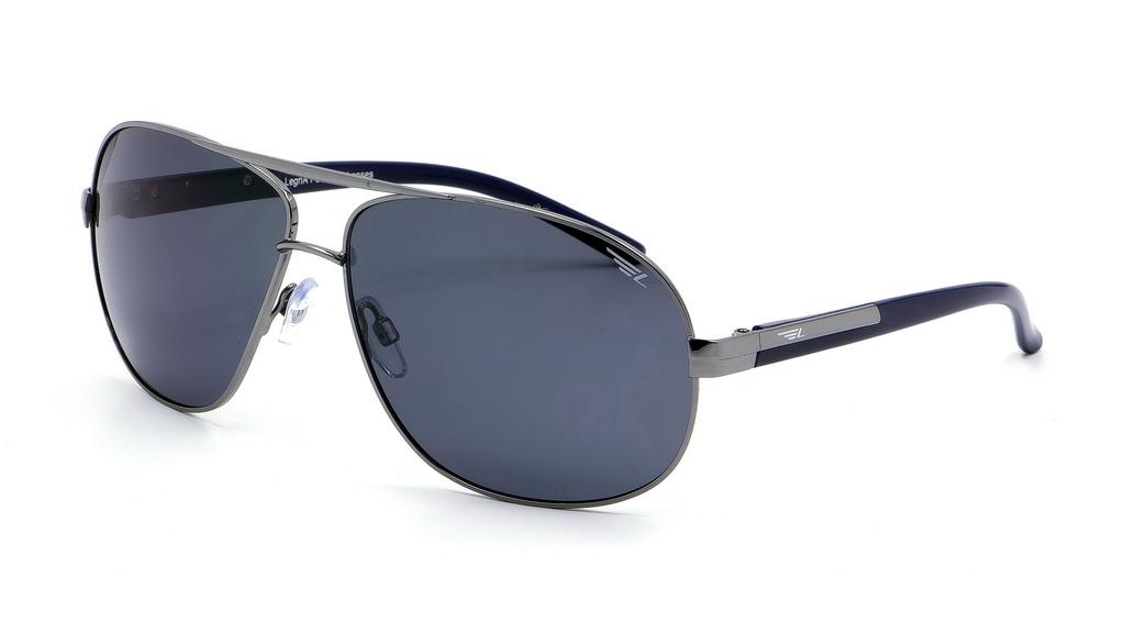 Очки поляризационные Legna, цвет: черный, серый. S4310BS4310BСолнцезащитные очки Legna с поляризационными линзами превосходно предохраняют глаза от любого рода вредных бликов и УФ-лучей, что делает вождение безопасным и комфортным. Также очки Legna ничем не уступают самым известным маркам и брендам в эстетической части. Благодаря линзам премиум класса очки Legna прекрасно подходят для повседневной носки, занятий спортом, отдыха и конечно для использования за рулем.