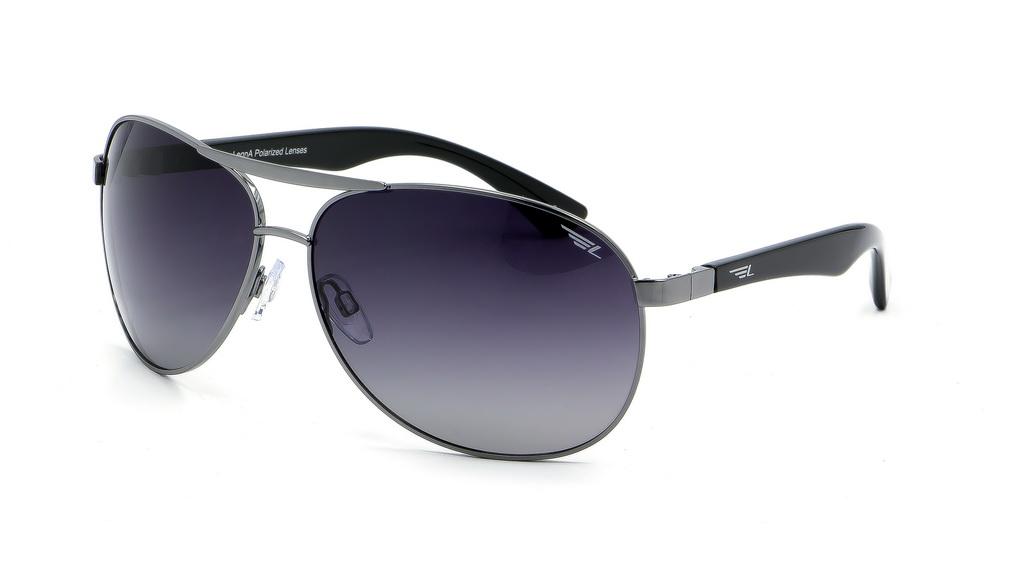 Очки поляризационные Legna, цвет: серый. S4500AS4500AСолнцезащитные очки LEGNA с поляризационными линзами превосходно предохраняют глаза от любого рода вредных бликов и УФ-лучей, что делает вождение безопасным и комфортным. Также очки LEGNA ничем не уступают самым известным маркам и брендам в эстетической части. Благодаря линзам премиум класса очки LEGNA прекрасно подходят для повседневной носки, занятий спортом, отдыха и конечно для использования за рулем.
