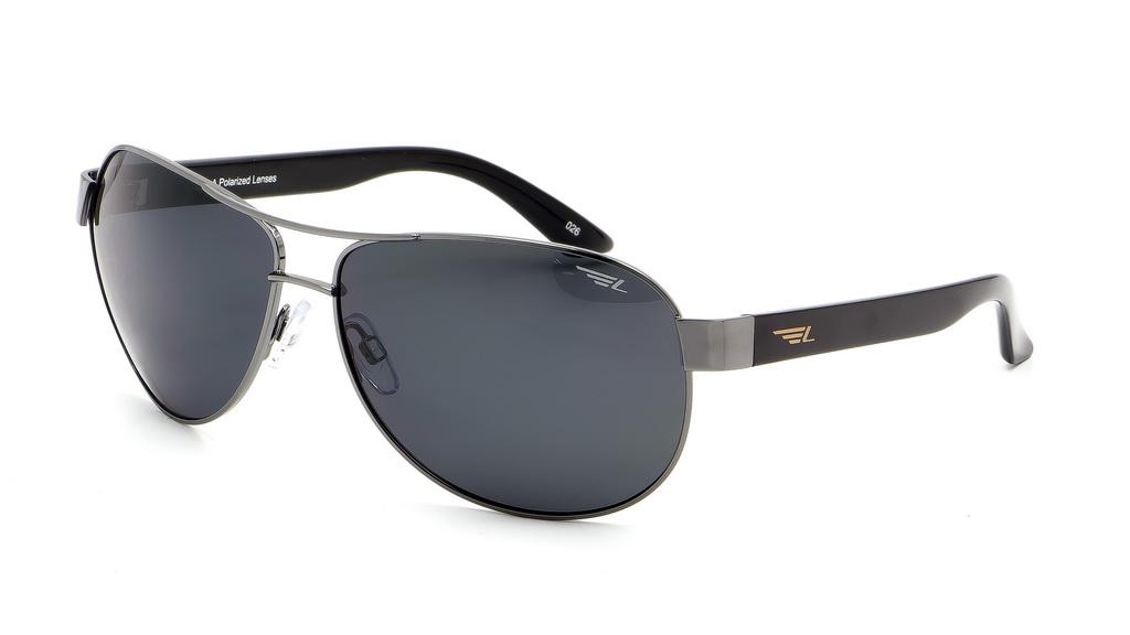 Очки поляризационные Legna, цвет: серый. S4600AS4600AСолнцезащитные очки LEGNA с поляризационными линзами превосходно предохраняют глаза от любого рода вредных бликов и УФ-лучей, что делает вождение безопасным и комфортным. Также очки LEGNA ничем не уступают самым известным маркам и брендам в эстетической части. Благодаря линзам премиум класса очки LEGNA прекрасно подходят для повседневной носки, занятий спортом, отдыха и конечно для использования за рулем.