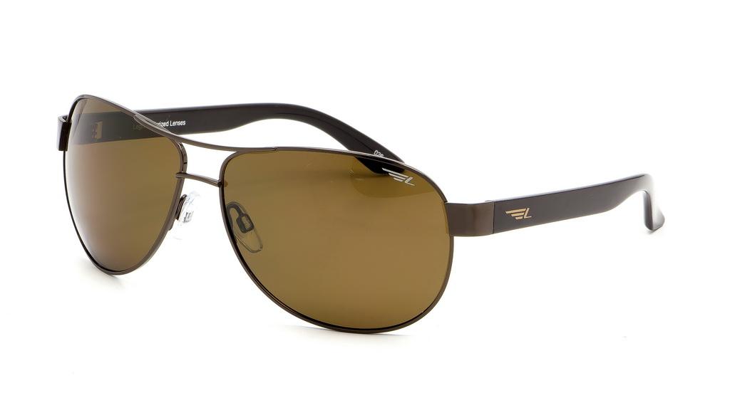 Очки поляризационные Legna, цвет: коричневый, коричневый. S4600BS4600BСолнцезащитные очки LEGNA с поляризационными линзами превосходно предохраняют глаза от любого рода вредных бликов и УФ-лучей, что делает вождение безопасным и комфортным. Также очки LEGNA ничем не уступают самым известным маркам и брендам в эстетической части. Благодаря линзам премиум класса очки LEGNA прекрасно подходят для повседневной носки, занятий спортом, отдыха и конечно для использования за рулем.