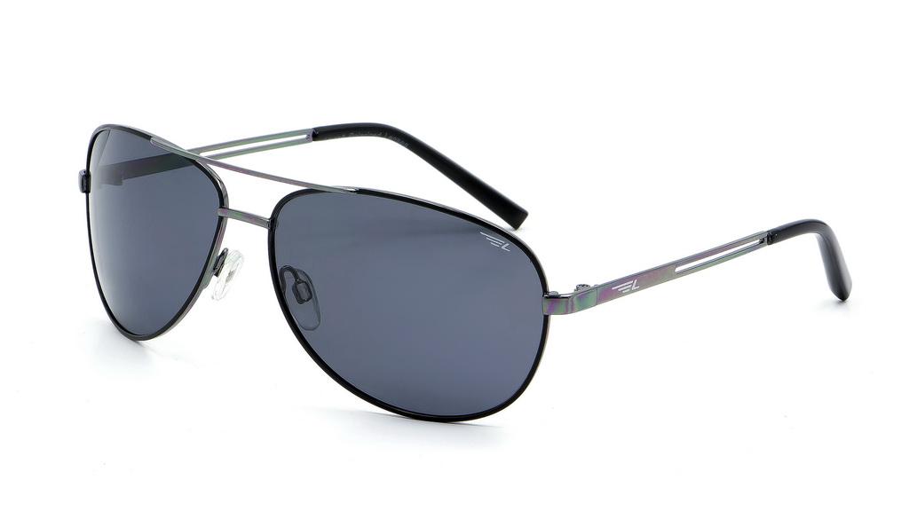 Очки поляризационные Legna, цвет: черный, серый. S4605AS4605AСолнцезащитные очки Legna с поляризационными линзами превосходно предохраняют глаза от любого рода вредных бликов и УФ-лучей, что делает вождение безопасным и комфортным. Также очки Legna ничем не уступают самым известным маркам и брендам в эстетической части. Благодаря линзам премиум класса очки Legna прекрасно подходят для повседневной носки, занятий спортом, отдыха и конечно для использования за рулем.