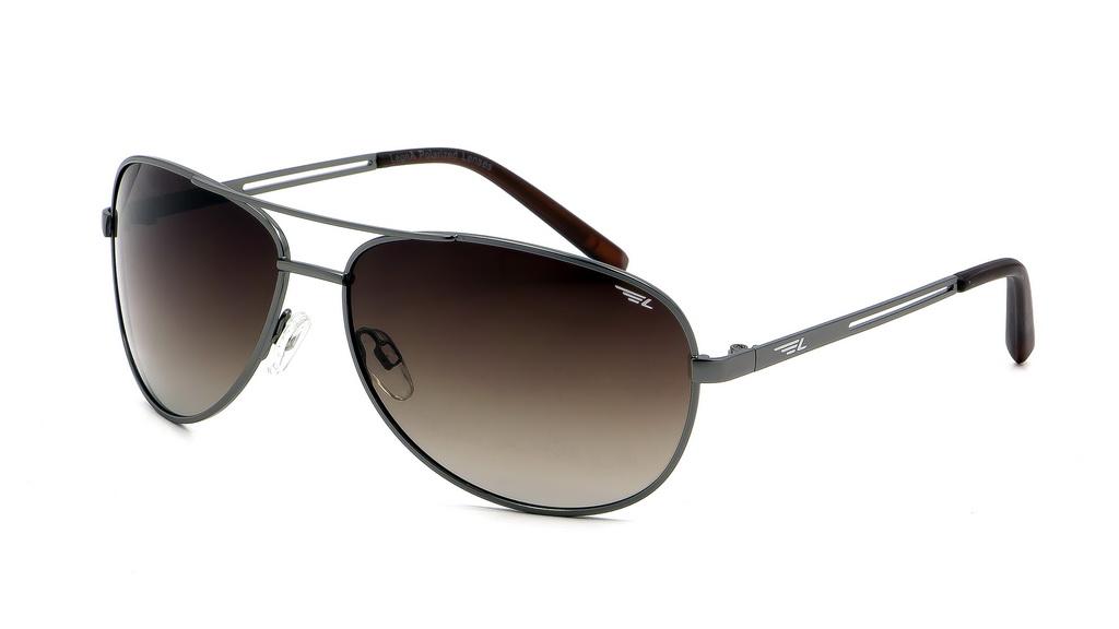 Очки поляризационные Legna, цвет: коричневый. S4605BS4605BСолнцезащитные очки Legna с поляризационными линзами превосходно предохраняют глаза от любого рода вредных бликов и УФ-лучей, что делает вождение безопасным и комфортным. Также очки Legna ничем не уступают самым известным маркам и брендам в эстетической части. Благодаря линзам премиум класса очки Legna прекрасно подходят для повседневной носки, занятий спортом, отдыха и конечно для использования за рулем.