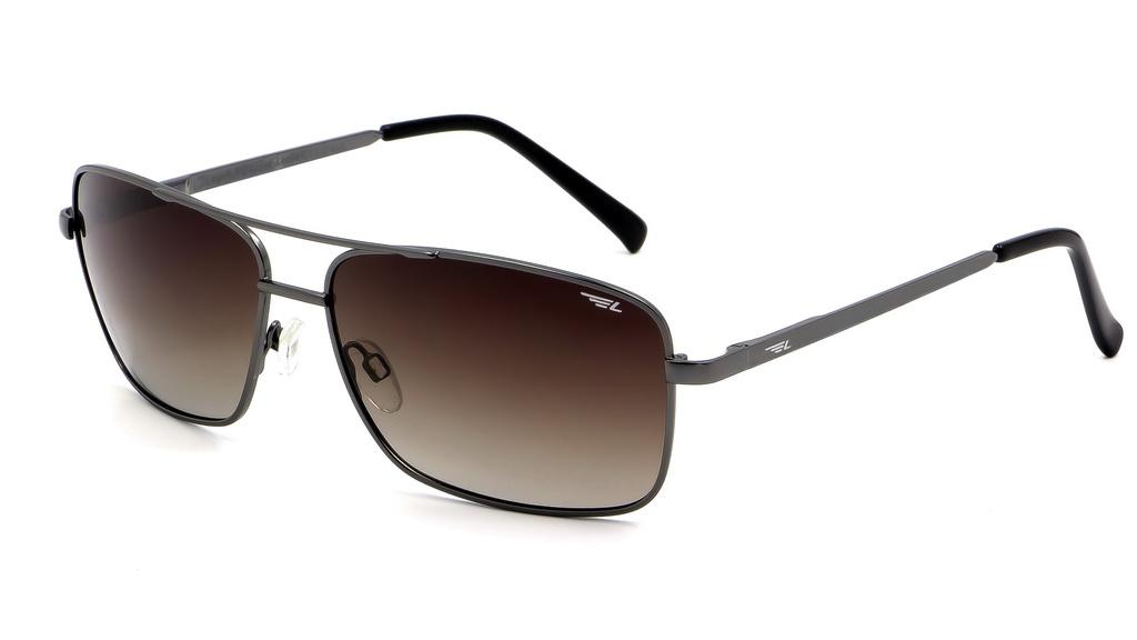 Очки поляризационные мужские Legna, цвет: коричневый. S4606BS4606BСолнцезащитные очки Legna с поляризационными линзами превосходно предохраняют глаза от любого рода вредных бликов и УФ-лучей, что делает вождение безопасным и комфортным. Также очки Legna ничем не уступают самым известным маркам и брендам в эстетической части. Благодаря линзам премиум класса очки Legna прекрасно подходят для повседневной носки, занятий спортом, отдыха и конечно для использования за рулем.