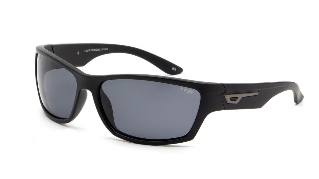 Очки поляризационные Legna, цвет: черный, серый. S7500CS7500CСолнцезащитные очки LEGNA с поляризационными линзами превосходно предохраняют глаза от любого рода вредных бликов и УФ-лучей, что делает вождение безопасным и комфортным. Также очки LEGNA ничем не уступают самым известным маркам и брендам в эстетической части. Благодаря линзам премиум класса очки LEGNA прекрасно подходят для повседневной носки, занятий спортом, отдыха и конечно для использования за рулем.