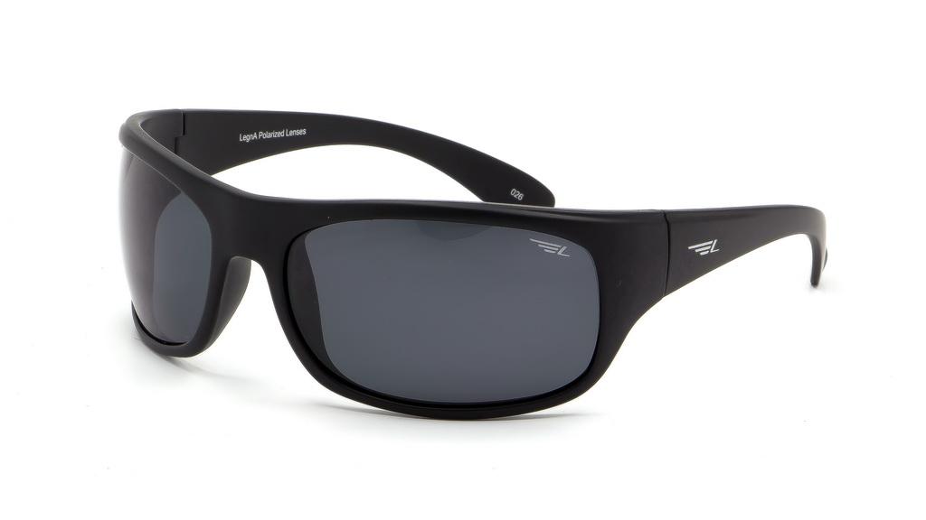 Очки поляризационные Legna, цвет: черный, серый. S8101BS8101BСолнцезащитные очки LEGNA с поляризационными линзами превосходно предохраняют глаза от любого рода вредных бликов и УФ-лучей, что делает вождение безопасным и комфортным. Также очки LEGNA ничем не уступают самым известным маркам и брендам в эстетической части. Благодаря линзам премиум класса очки LEGNA прекрасно подходят для повседневной носки, занятий спортом, отдыха и конечно для использования за рулем. Данная модель изготовлена из гибкого платстика, способного принимать форму по типу лица.