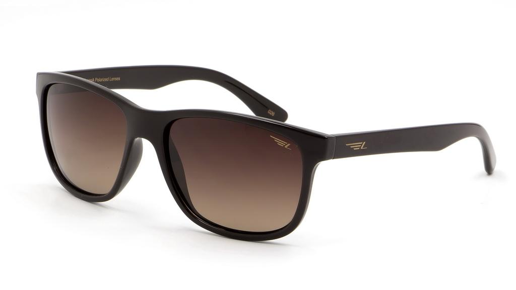 Очки поляризационные Legna, цвет: коричневый. S8400BS8400BСолнцезащитные очки LEGNA с поляризационными линзами превосходно предохраняют глаза от любого рода вредных бликов и УФ-лучей, что делает вождение безопасным и комфортным. Также очки LEGNA ничем не уступают самым известным маркам и брендам в эстетической части. Благодаря линзам премиум класса очки LEGNA прекрасно подходят для повседневной носки, занятий спортом, отдыха и конечно для использования за рулем.