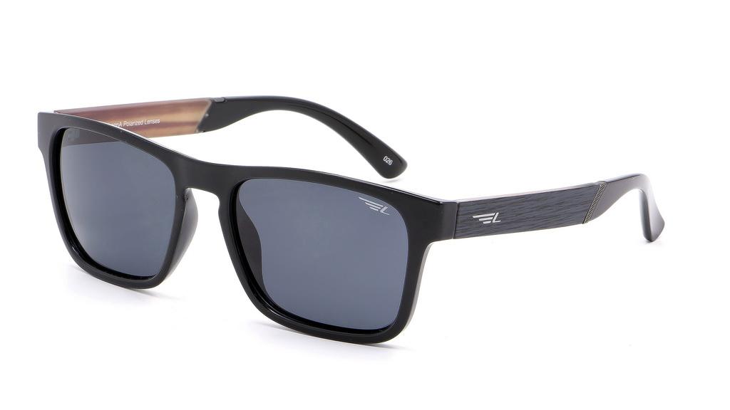 Очки мужские поляризационные Legna, цвет: черный, серый. S8600AS8600AСолнцезащитные очки LEGNA с поляризационными линзами превосходно предохраняют глаза от любого рода вредных бликов и УФ-лучей, что делает вождение безопасным и комфортным. Также очки LEGNA ничем не уступают самым известным маркам и брендам в эстетической части. Благодаря линзам премиум класса очки LEGNA прекрасно подходят для повседневной носки, занятий спортом, отдыха и конечно для использования за рулем.