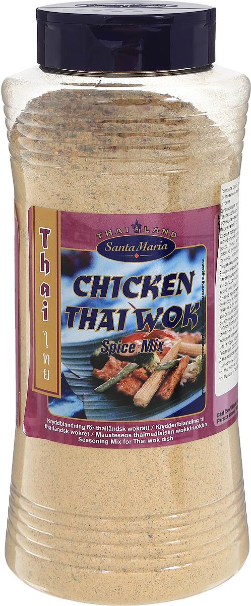 Santa Maria Смесь специй к куриным вок-блюдам, 710 г17484Смесь специй к куриным вок-блюдам - это приправа для приготовления тайских вок-блюд со вкусом лайма и чеснока. Подходит для блюд из курицы, всех видов мяса и рыбы, блюд из мясного фарша, а также овощей. Уважаемые клиенты! Обращаем ваше внимание, что полный перечень состава продукта представлен на дополнительном изображении.