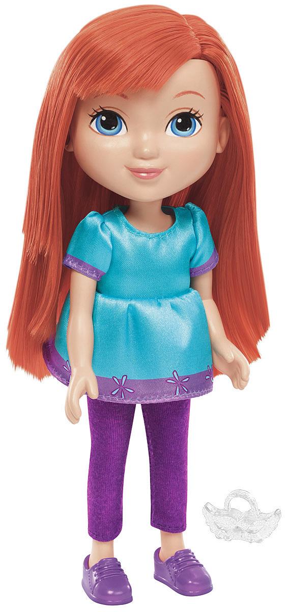 Dora And Friends Кукла КейтBHT40_BHT41Любое приключение веселее, когда вы вместе с друзьями! А Даша и ее друзья не могут обойтись без вас! Знакомьтесь с ними, исследуйте их город и присоединяйтесь к приключениям этой веселой компании! Кукла Dora and Friends Кейт одета в наряд, вдохновленный мультсериалом Даша и ее друзья: приключения в городе. У куклы мягкие волосы, гибкие руки и ноги. Присоединяйтесь к новым приключениям Даши и ее друзей!