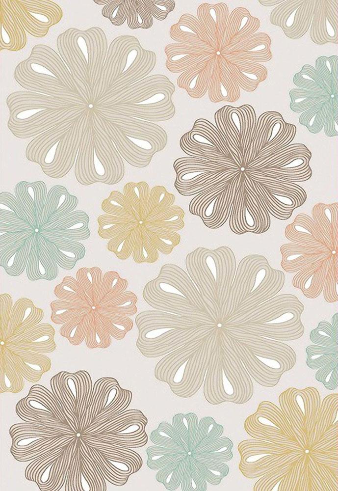 Ковер Mutas Carpet Симла, цвет: светло-коричневый, 120 х 180 см. 203420130212181520203420130212181520Ворс 100% акрил (искусственная шерсть)