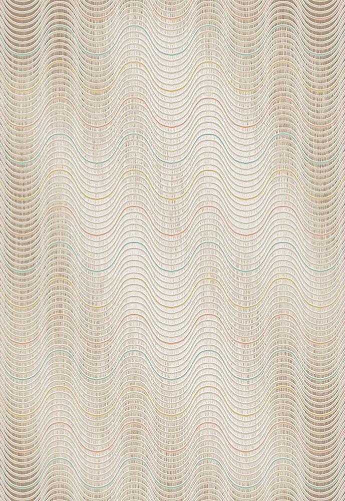 Ковер Mutas Carpet Симла, цвет: светло-коричневый, 80 х 150 см. 203420130212181500203420130212181500Ворс 100% акрил (искусственная шерсть)