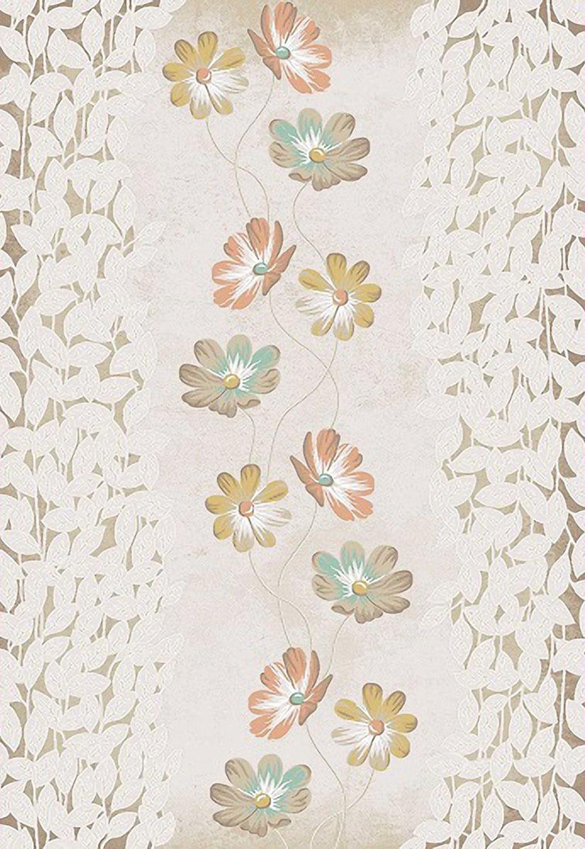 Ковер Mutas Carpet Симла, цвет: светло-коричневый, 120 х 180 см. 203420130212181502203420130212181502Ворс 100% акрил (искусственная шерсть)