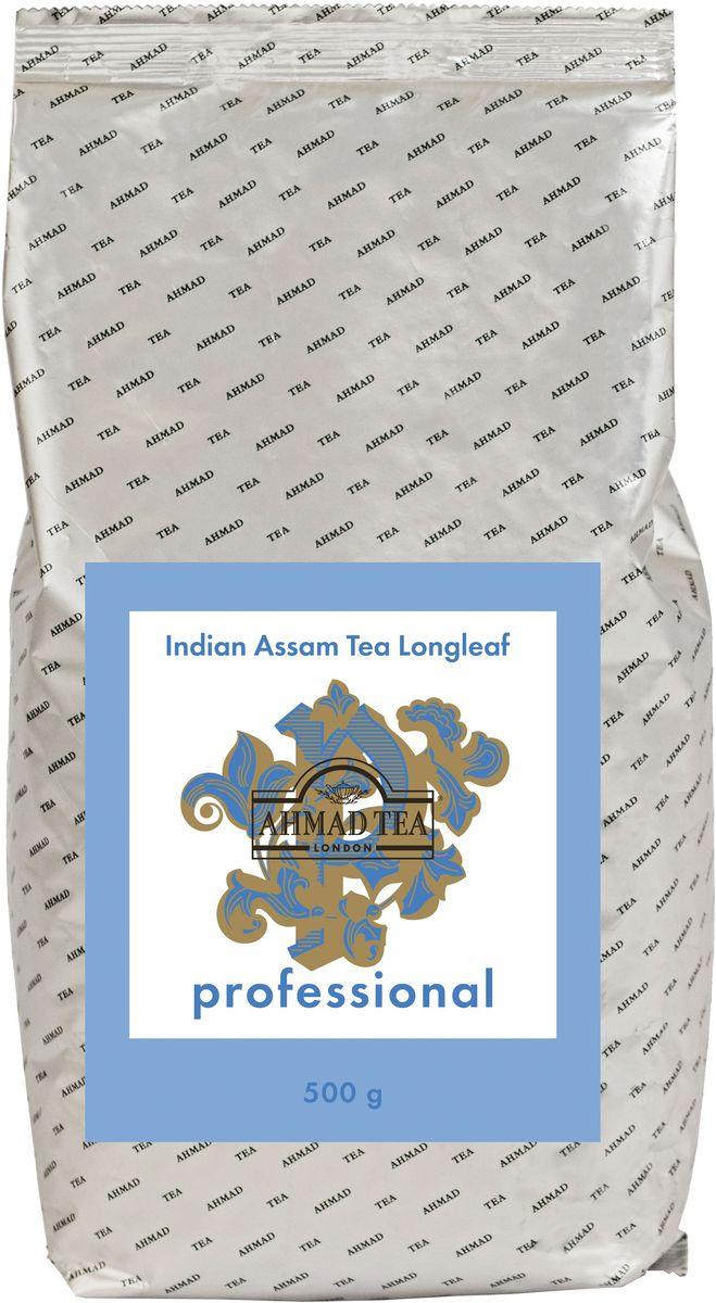 Ahmad Tea Professional Индийский ассам черный листовой чай, 500 г1596Чай в Индии выращивают и производят более ста лет. Чай из провинции Ассам – одна из самых знаменитых страниц в истории не только индийской, но мировой чайной культуры. В чем его магия? В отличие от терпкости цейлонских сортов вкус Ассама бархатный, глубокий, с ярковыраженным солодовым послевкусием. На фоне других черных чаев Ассам – «король самодовольства». В нем нет углов и нервных поворотов, он в высшей степени уравновешен и завершен. Рекомендовать Ассам всегда приятно тем, кто лишен стереотипов в восприятии черного чая, но не хочет поверхностных впечатлений. Самодостаточность вкуса чая Ассам – это тот самый момент, когда ничего и никому уже не нужно доказывать.