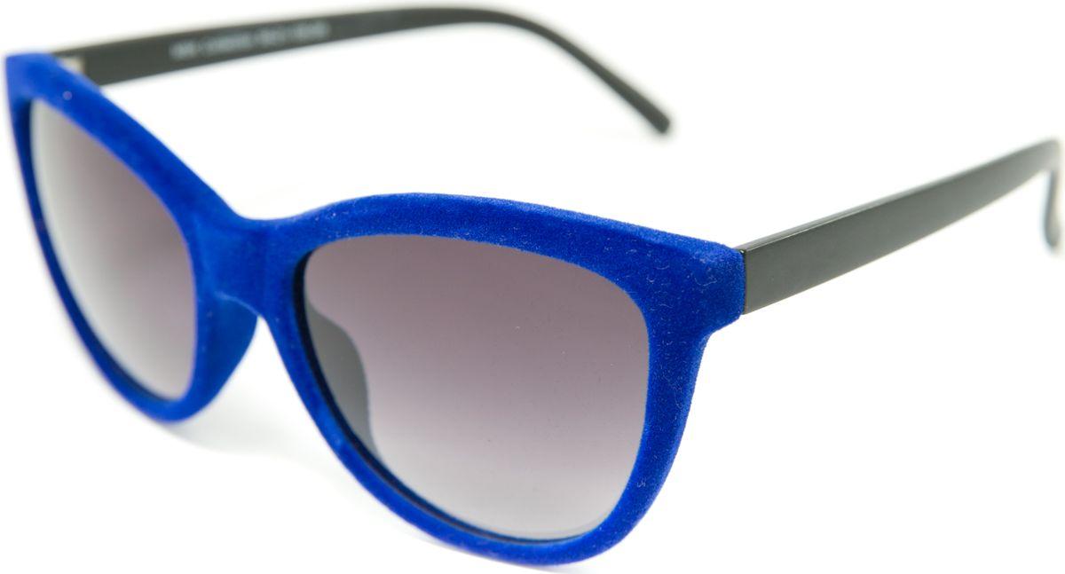 Очки солнцезащитные женские Mitya Veselkov, цвет: синий. MSK-2606-2MSK-2606-2