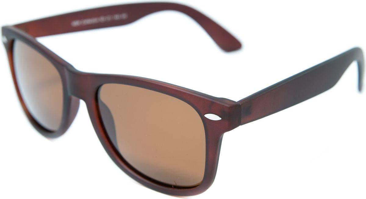 Очки солнцезащитные Mitya Veselkov, цвет: коричневый. MSK-2607-2MSK-2607-2