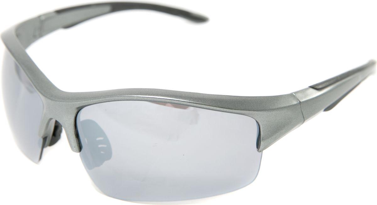 Очки солнцезащитные Mitya Veselkov, цвет: серебристый. MSK-4601-2MSK-4601-2