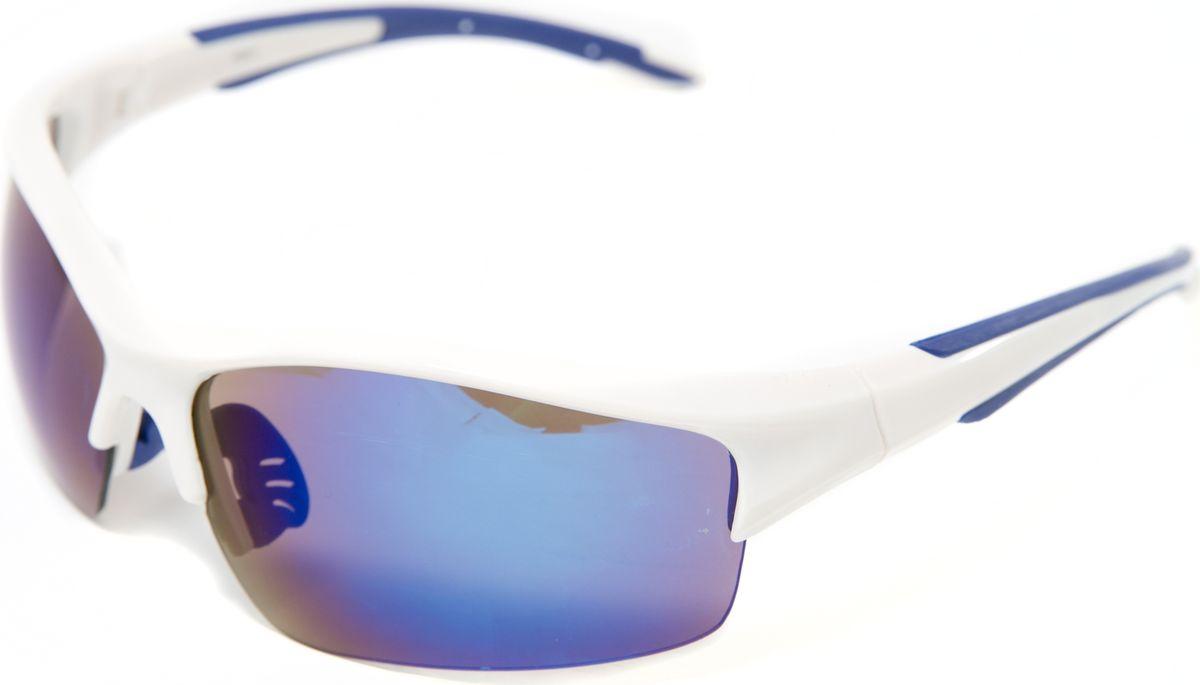 Очки солнцезащитные Mitya Veselkov, цвет: белый. MSK-4601-4MSK-4601-4