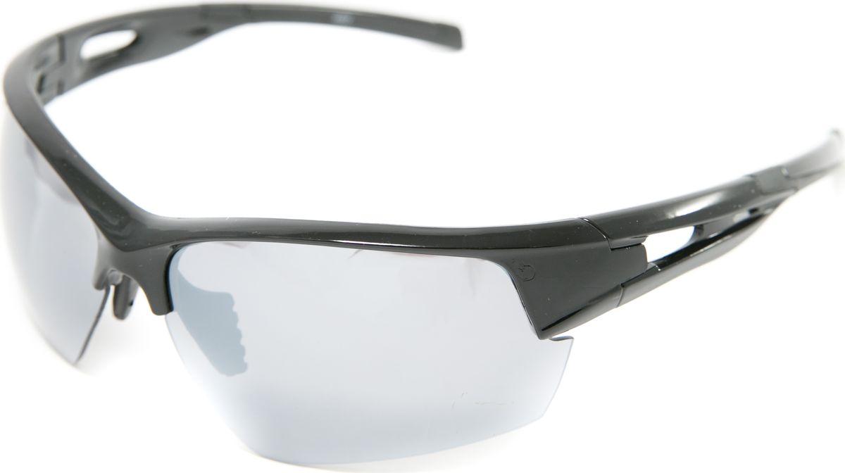 Очки солнцезащитные Mitya Veselkov, цвет: черный. MSK-4602-2MSK-4602-2