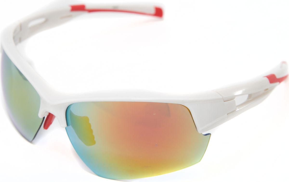 Очки солнцезащитные Mitya Veselkov, цвет: белый. MSK-4602-4MSK-4602-4