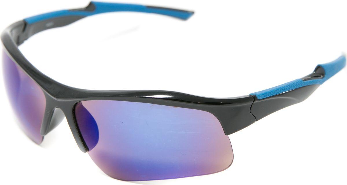Очки солнцезащитные Mitya Veselkov, цвет: черный. MSK-4603-3MSK-4603-3