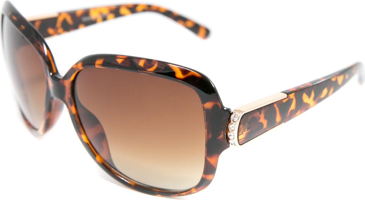 Очки солнцезащитные женские Mitya Veselkov, цвет: коричневый. MSK-7109-3MSK-7109-3