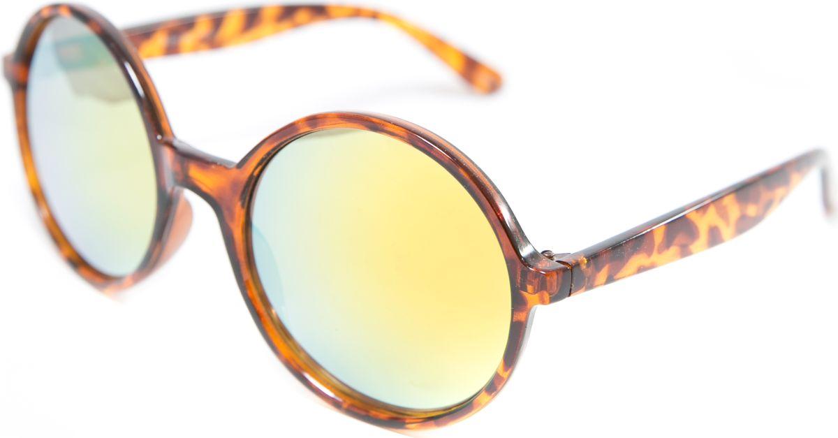 Очки солнцезащитные Mitya Veselkov, цвет: коричневый. MSK-7701-1MSK-7701-1