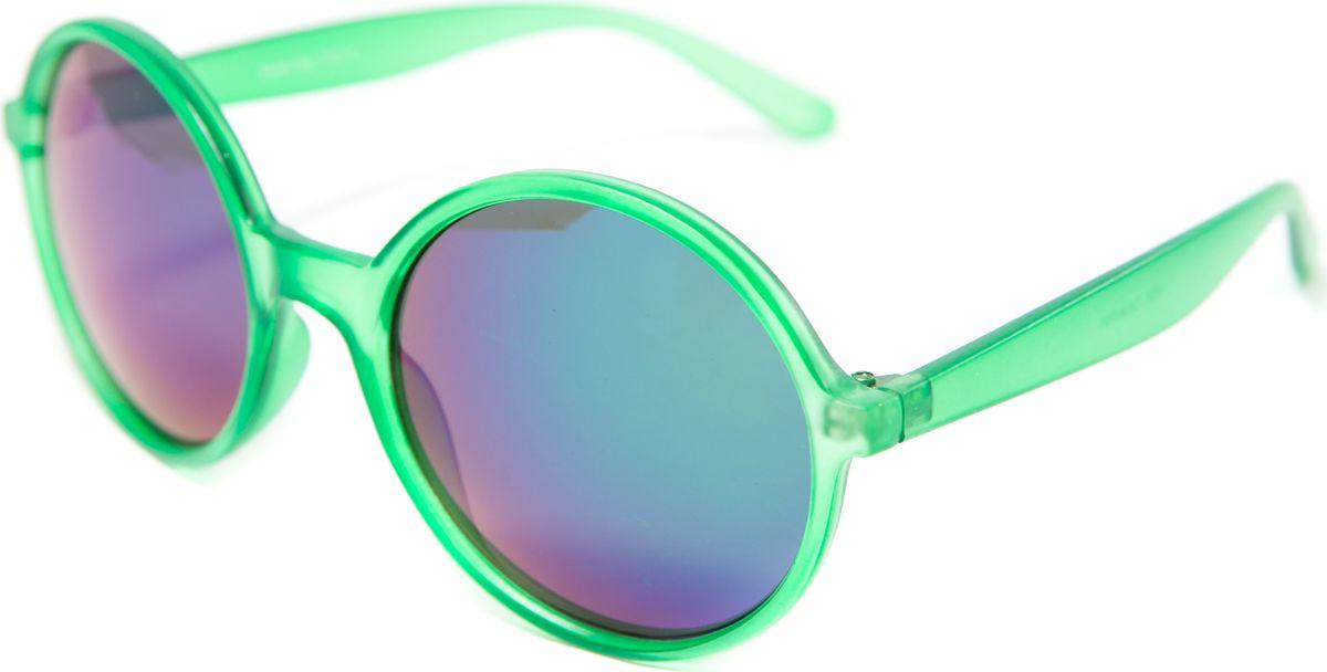 Очки солнцезащитные Mitya Veselkov, цвет: зеленый. MSK-7701-7MSK-7701-7