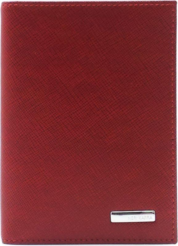 Обложка для автодокументов женская Neri Karra, цвет: красный. 0032 40.50/301.050032 40.50/301.05Обложка для автодокументов Neri Karra выполнена из натуральной кожи с мелким тиснением. Подкладка выполнена из гладкой кожи. Модель имеет пластиковые файлы для документов и 4 кармашка для карт.