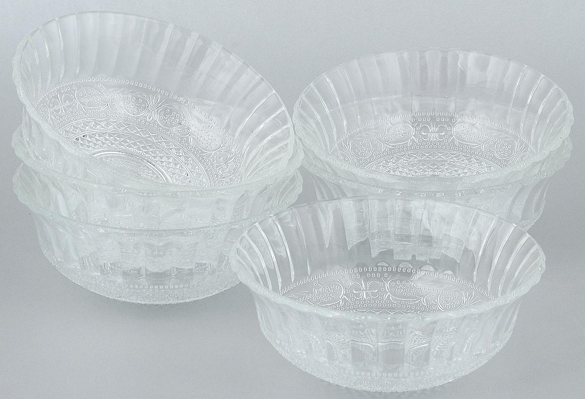 Набор салатников Wellberg, 6 предметов. 50451WB50451WBНабор Wellberg включает в себя 6 небольших салатников. Изделия выполнены из высококачественного стекла. Салатники отлично подойдут для сервировки стола. Оригинальность дизайна набора всем придется по вкусу. Салатники можно мыть в посудомоечной машине. Диаметр салатников по верхнему краю: 15 см. Диаметр основания салатников: 5 см. Высота салатников: 6 см.